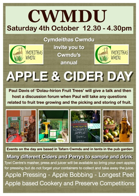 Apple Day Poster 2014