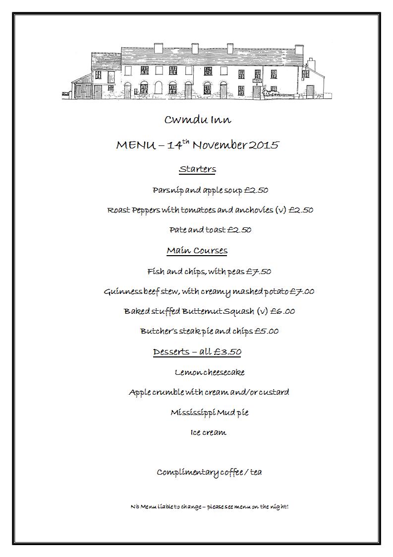 menu20151114