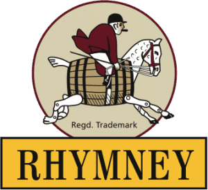 Beer from Rhymney Brewery at the Cwmdu Beer Festival