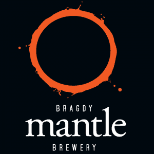 Beer from Mantle Brewery at the Cwmdu Beer Festival