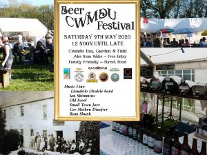 Cwmdu 2020 Beer Festival Announcement