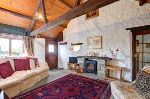 Beudy - Sitting Room