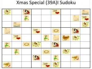 Week 39AP Sudoku Christmas Special