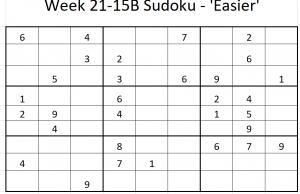 Week 21-15B Sudoku